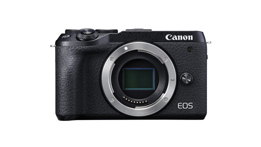 EOS M6 Mark II 15-45kit