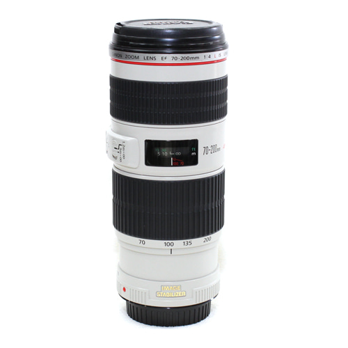 캐논 EF 70-200mm F4L IS USM 정품 88%