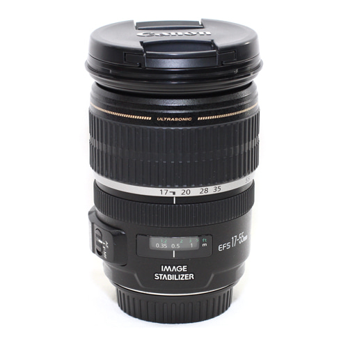 캐논 EF-S 17-55mm F2.8 IS USM 정품 95%