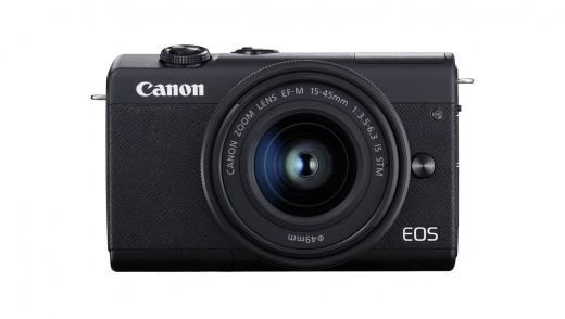 캐논 정품 EOS M200 (White) 15-45 KIT