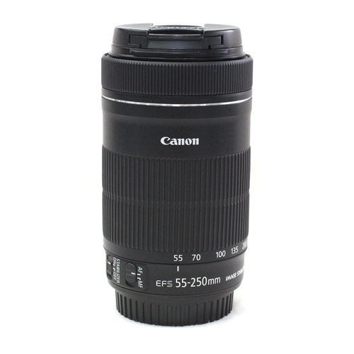 캐논 EF-S 55-250mm F/4-5.6mm IS STM 정품 93%